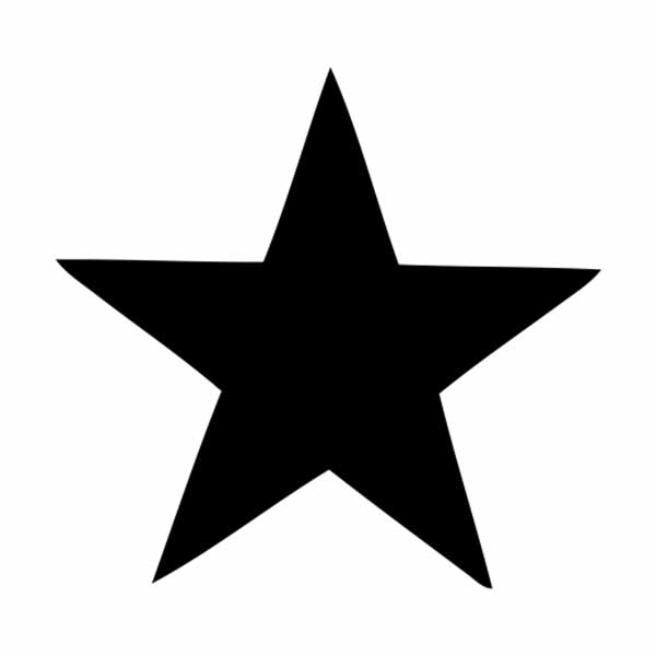 Etoile noire - TATWOTOI - Kit de tatouage éphémère
